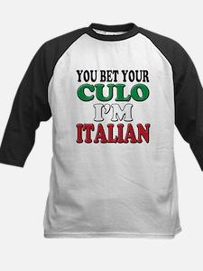 Italian Saying Baseball Jersey
