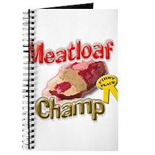Meatloaf Champ Journal