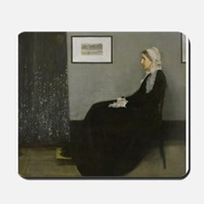 Whistlers Mother Mousepad
