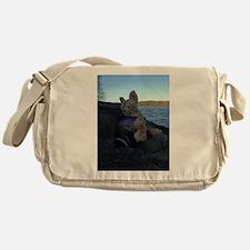 Fennecus Beach Messenger Bag