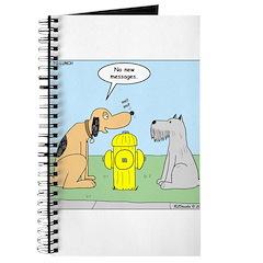 Dog Messaging Journal