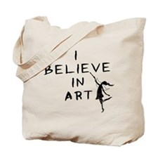 The Art Fairy Tote Bag