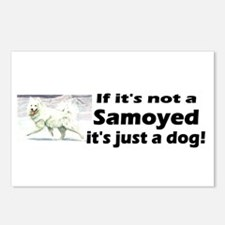 If It's Not A Samoyed Postcards (Package of 8)