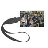 Bal du moulin de la galette Luggage Tags