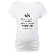 Jesus King of Kings Shirt