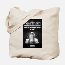 """Voice of an Angel"" Tote Bag"