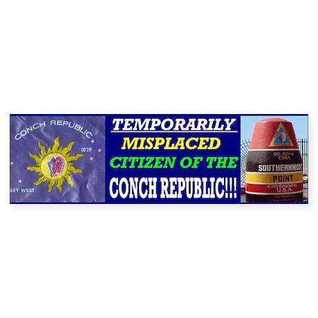 CITIZEN OF THE CONCH REPUBLIC