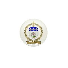 ST. COEUR Family Crest Mini Button (100 pack)