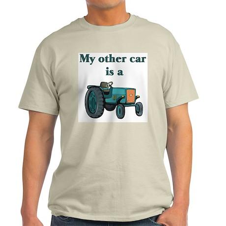 Farm Farmer Ash Grey T-Shirt