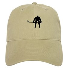 HOCKEY PLAYER Baseball Cap