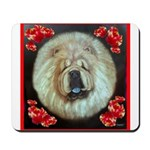 Chinese Chow Chow Mousepad