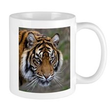 Power confidence peace and calm Sumatran Tiger Mug