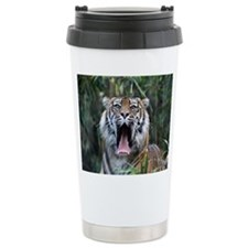 Love hunger Sumatran tiger Travel Mug