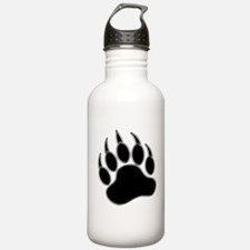 GAY BEAR PRIDE Gay Bear Paw Water Bottle