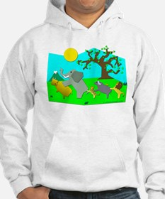 Big 5 Do the Conga! Hoodie Sweatshirt