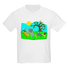 Big 5 Do the Conga! Kids T-Shirt