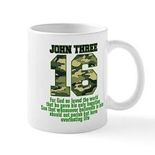 JOHN 316 Bible Camo Mugs
