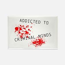Addicted to Criminal Minds Magnets