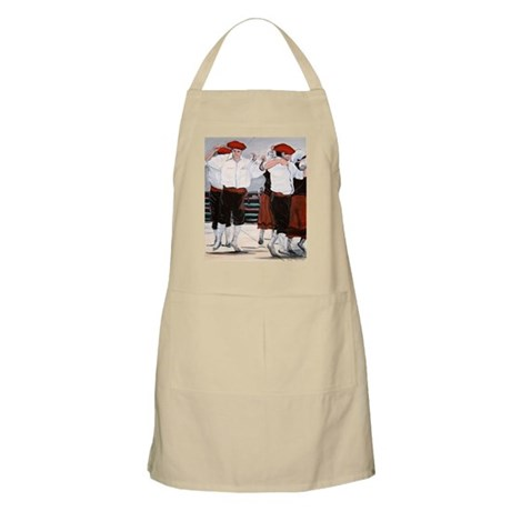 Basque Jota BBQ Apron