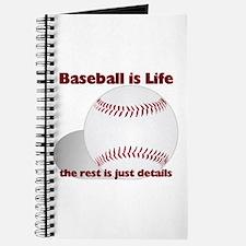 Baseball is Life Journal