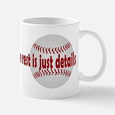 Baseball is Life Mug