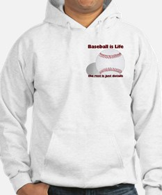 Baseball is Life Jumper Hoody