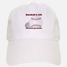 Baseball is Life Baseball Baseball Cap