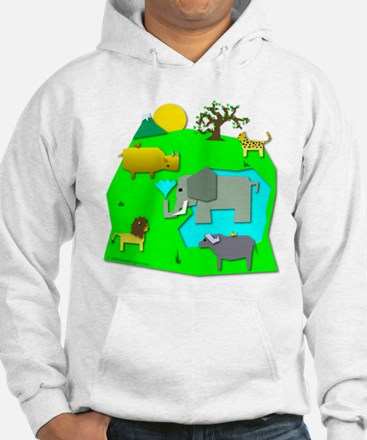 Big 5 Hang Out at the Cooler! Hoodie Sweatshirt
