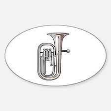 euphonium brass instrument music realistic Decal