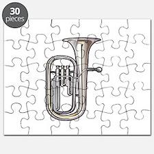 euphonium brass instrument music realistic Puzzle
