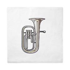 euphonium brass instrument music realistic Queen D