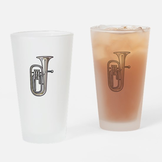 euphonium brass instrument music realistic Drinkin