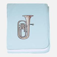 euphonium brass instrument music realistic baby bl