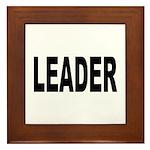 Leader Framed Tile
