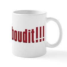 Soprano Fugheddaboudit Mug