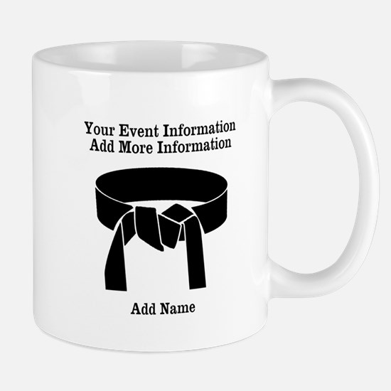 Karate Tournament Mug