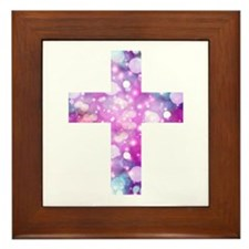 Cross Framed Tile