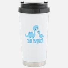 Big Brother Dinosaur Travel Mug