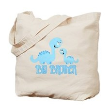 Big Brother Dinosaur Tote Bag