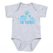 Big Brother Dinosaur Baby Bodysuit