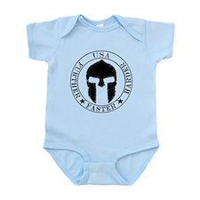 Spartan Fitness Infant Bodysuit