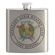 FT Benning SAMC Flask
