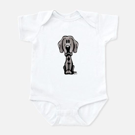 Weimaraner Puppy Infant Bodysuit