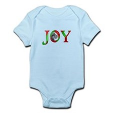 Christmas Joy Squirrel Infant Bodysuit