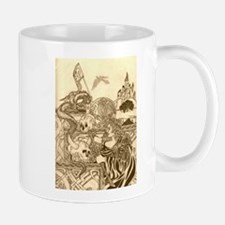 Woodland Woman Mugs