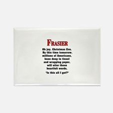 Frasier Christmas Quote Magnets