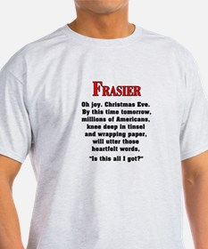 Frasier Christmas Quote T-Shirt