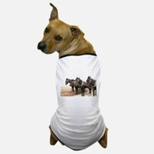 Unique Percheron Dog T-Shirt