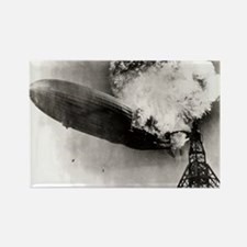 Hindenburg disaster Magnets