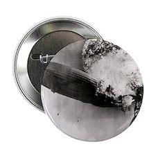 """Hindenburg disaster 2.25"""" Button"""
